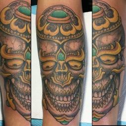 Kapala Skull