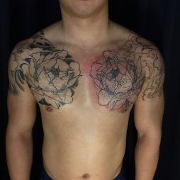 Peony chest (unfinish)